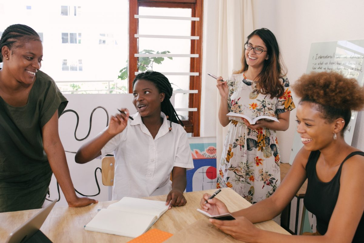 happy staff improves staff retention
