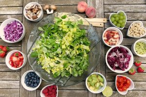 example foods to eat when following a low calorie diet